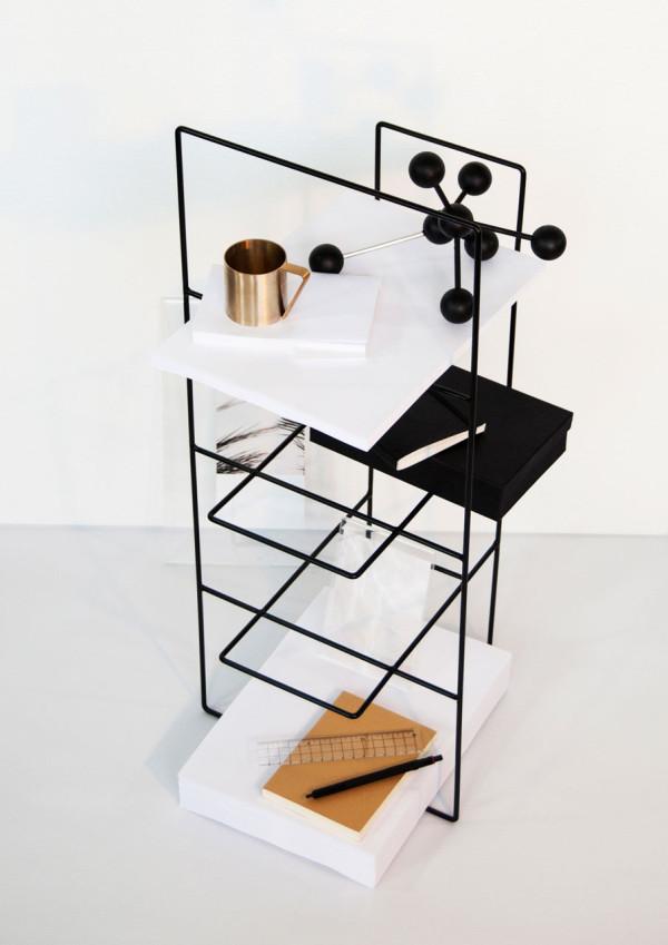 minimalist furniture design. Alvaro-Diaz-Hernandez-Wire-9-Linea-storage-system Minimalist Furniture Design