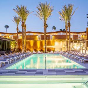 Arrive Hotel Lands in Palm Springs