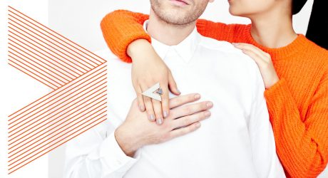 Jewelry Inspired by Type, Architecture + Technology