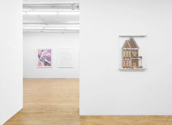 Installation at Feuer/Mesler
