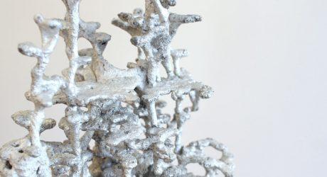 Brad Troemel: Aluminum Ant Hills and Plantable Paper