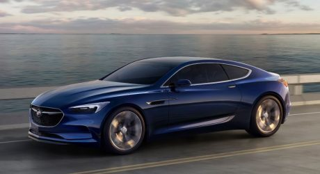 Inside Out With the Designers of the 2016 Buick Avista Concept Car