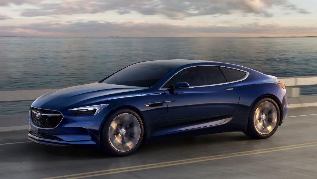 Captivating Inside Out With The Designers Of The 2016 Buick Avista Concept Car ...