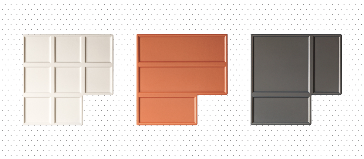 Ceramic Tiles Inspired By Chocolate