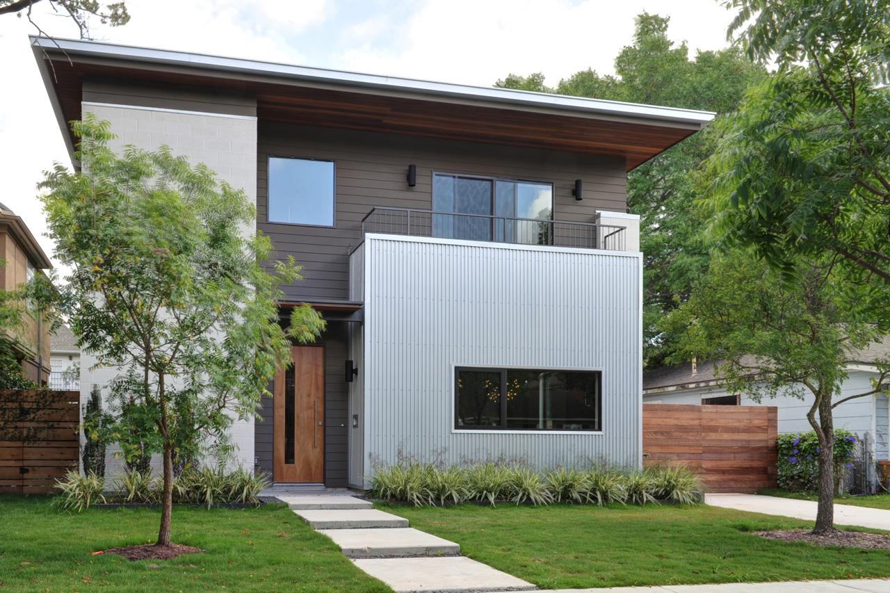 Emory House by studioMET