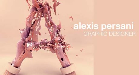 Incredibly Details 3D Digital Design by Alexis Persani