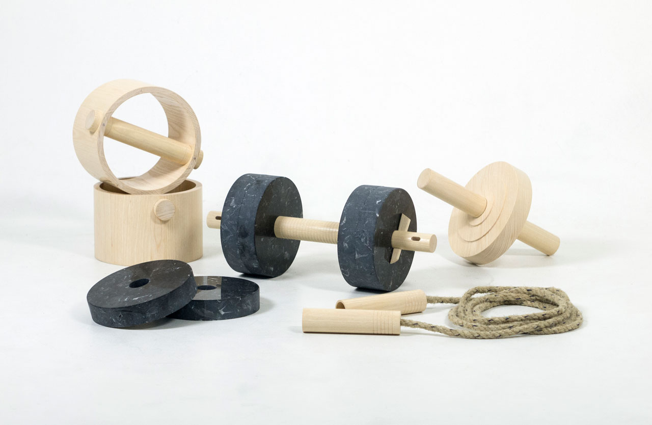 Femton: Workout Gear Made From Natural Materials
