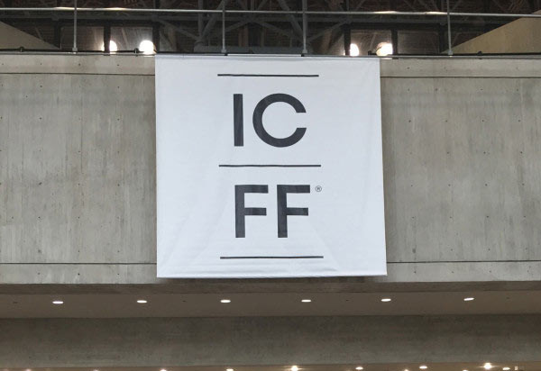 ICFF 2016 is Two Floors of Design Goodness