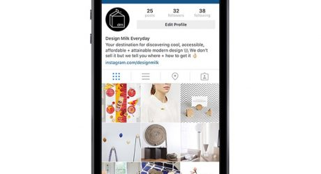 Introducing Design Milk Everyday on Instagram