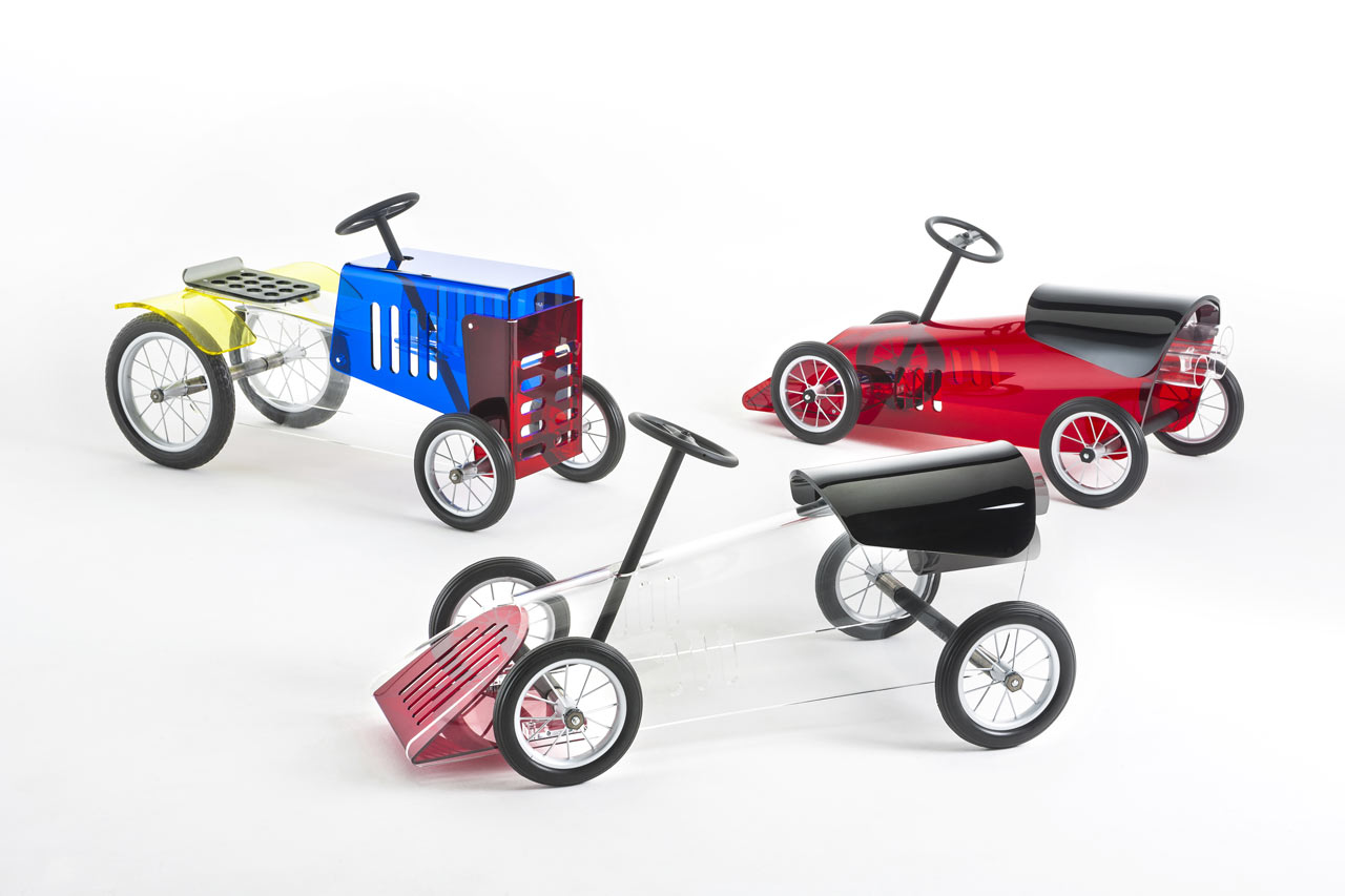 Kartell Launches a Line Dedicated to Kids - Design Milk