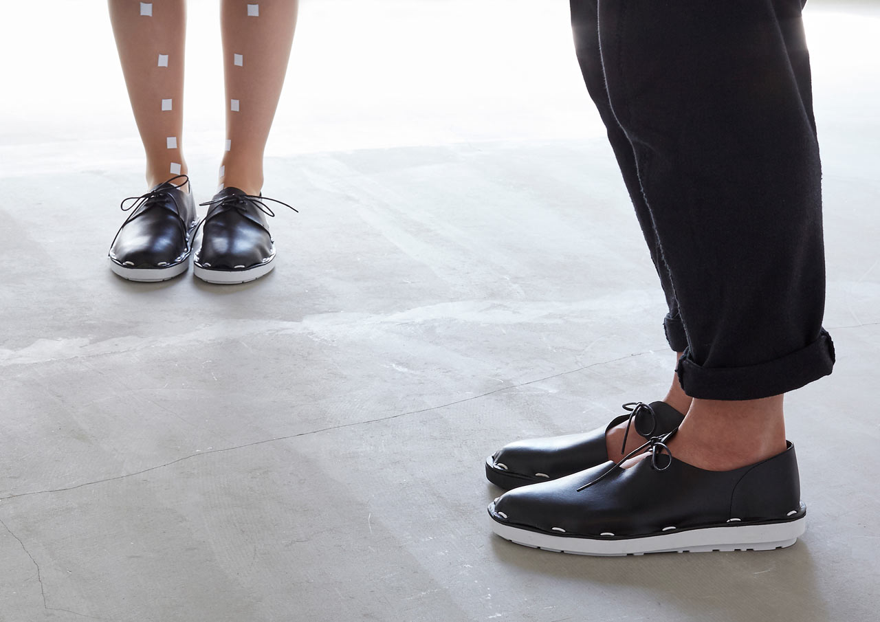 LOPER: Shoes Hand Assembled with Thread Instead of Glue