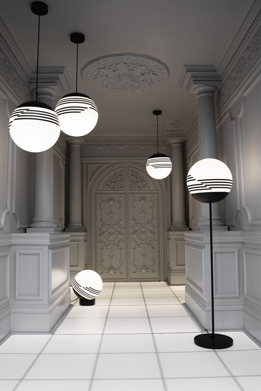 Lee Broom Takes His Latest Lighting Collection On The Road Home Design Ideas