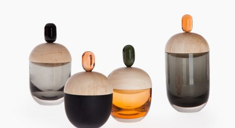 Lyyli: Handcrafted Vessels to Store Precious Objects