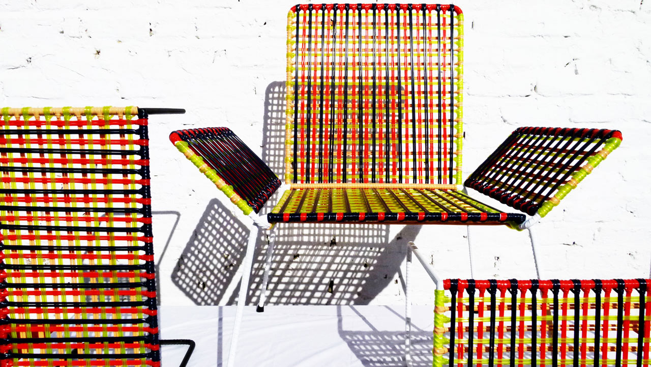 Marni's Colorful Line of Home Furnishings