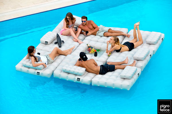 Pigro Felice Modul Air Float Furniture Outdoor 3b