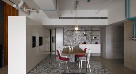 An Adaptable Apartment for Socializing