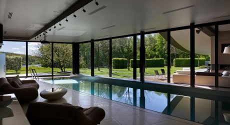 10 Indoor Pools With Incredible Views Design