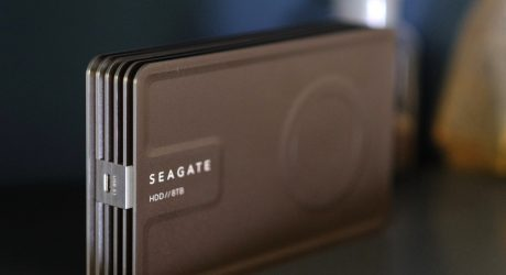 Seagate Innov8 Desktop Hard Drive is 8TB of Sleek Storage
