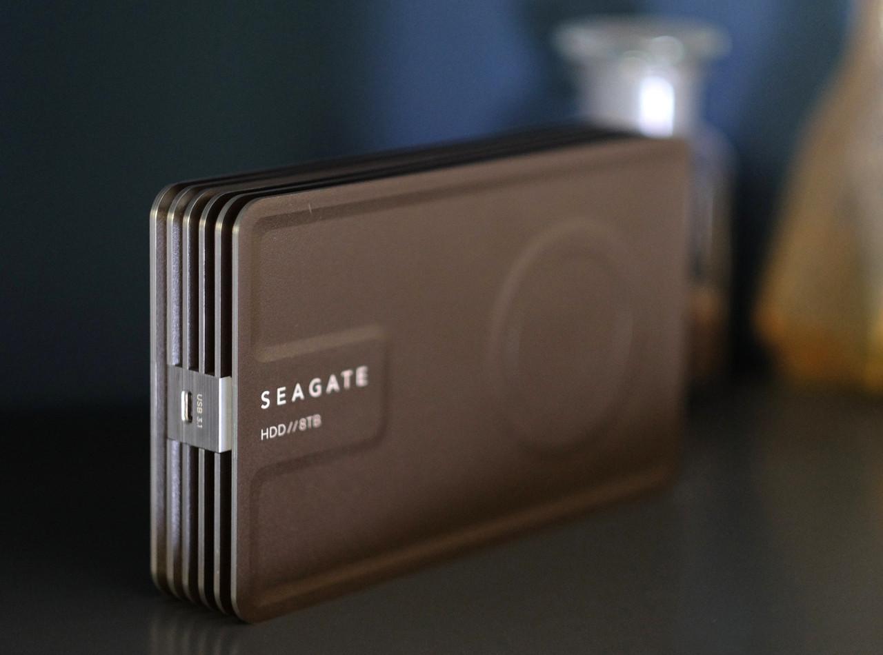 Seagate Innov8 Desktop Hard Drive is 8TB of Sleek Storage