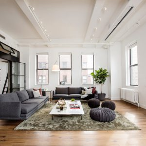 A Light-Filled Loft in New York City's East Village