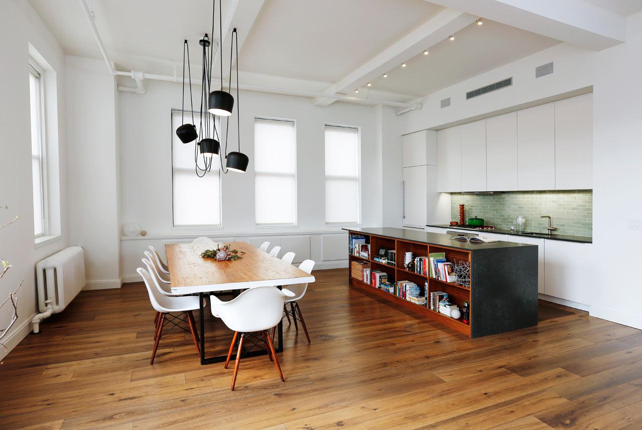 A Light Filled Loft in New York Citys East Village Design Milk