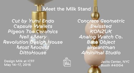 Design Milk at NYCxDesign 2016