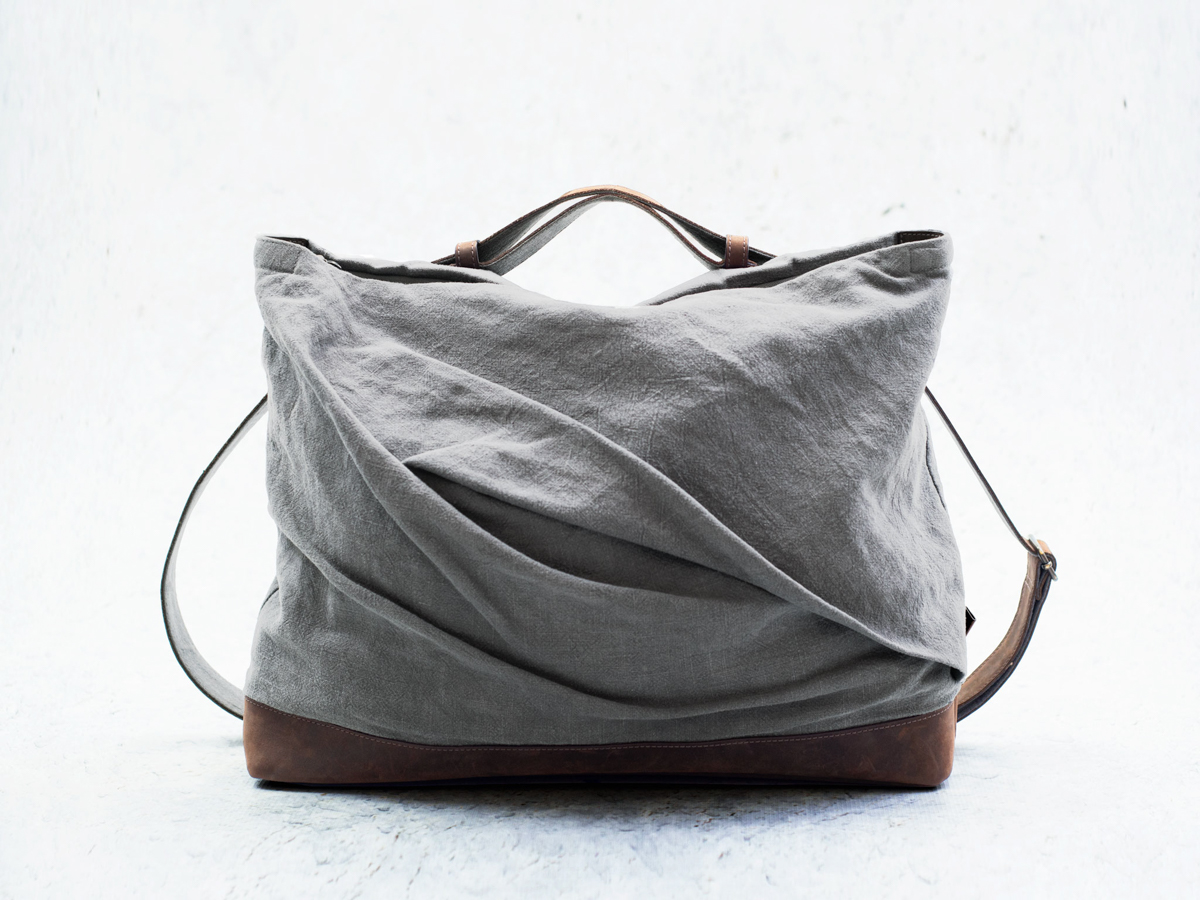 Sculpted, Mixed Material Bags Inspired By Dreams