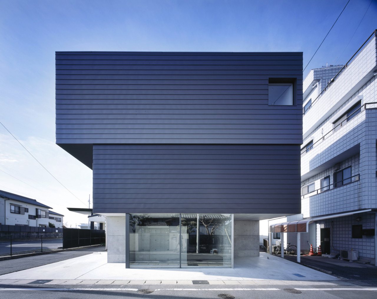 Gaze by APOLLO Architects & Associates