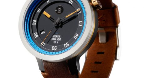 Behind the Scenes of the MINUS-8 Layer Watch