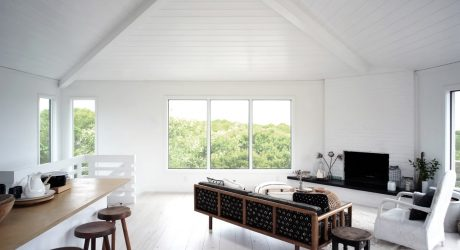 Montauk Beach House by Space Exploration