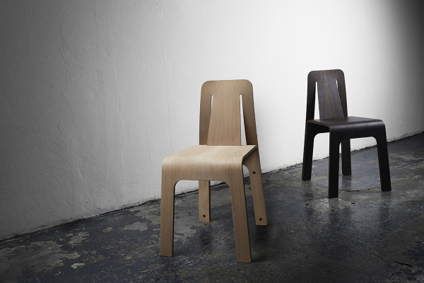 Humble Chair by Studio FEM