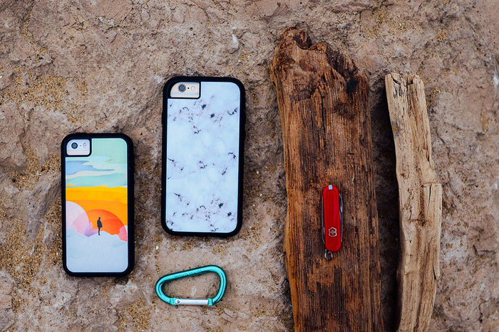 Society6 Introduces Adventure Cases