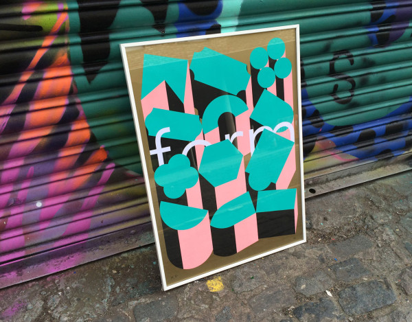 FOURPLAY print by Maddison Graphic and Unlimited