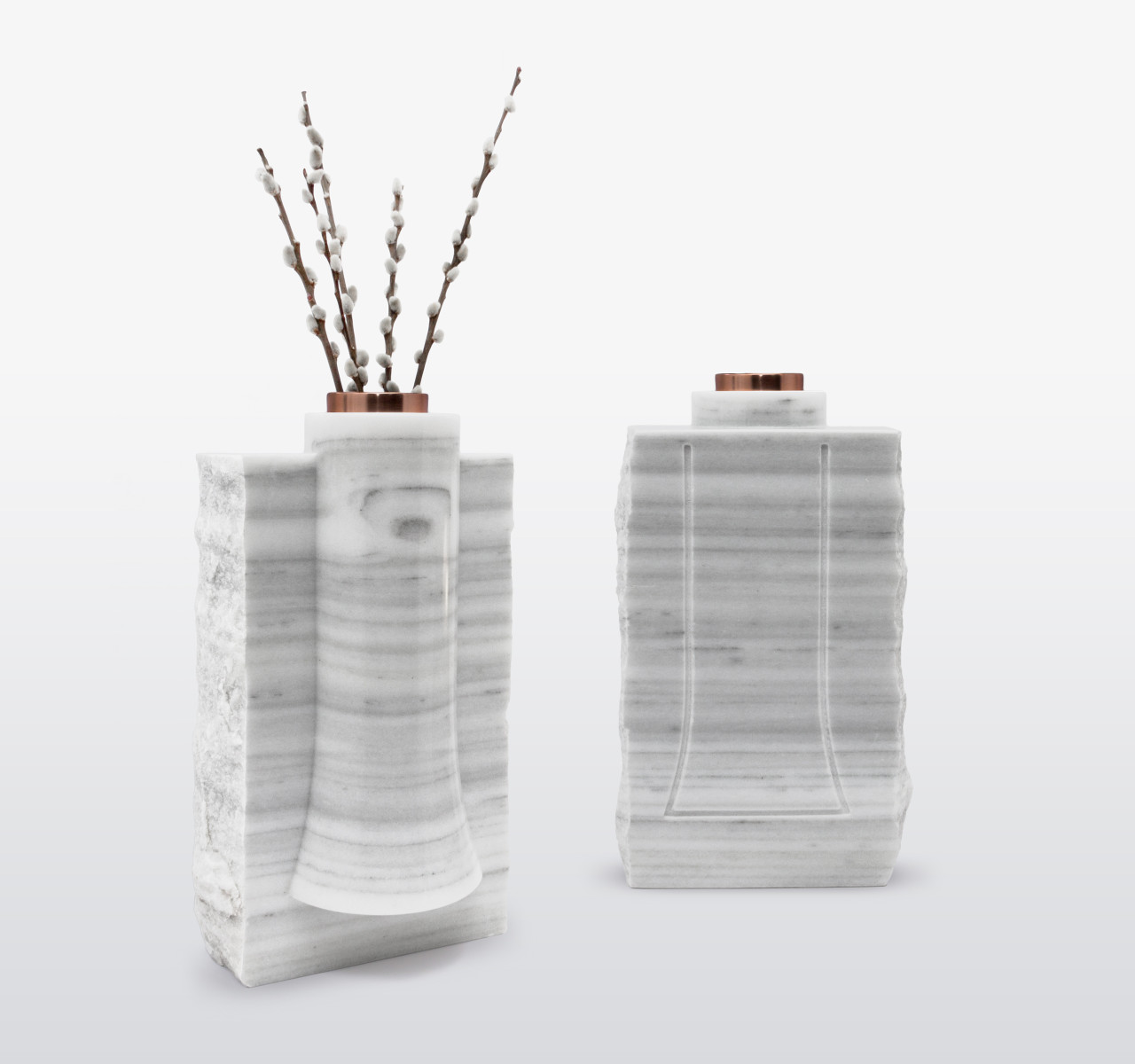 The Angel Vase by Ahsayane Studio