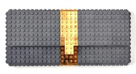 Gold-Plated LEGO Bags and Jewelry