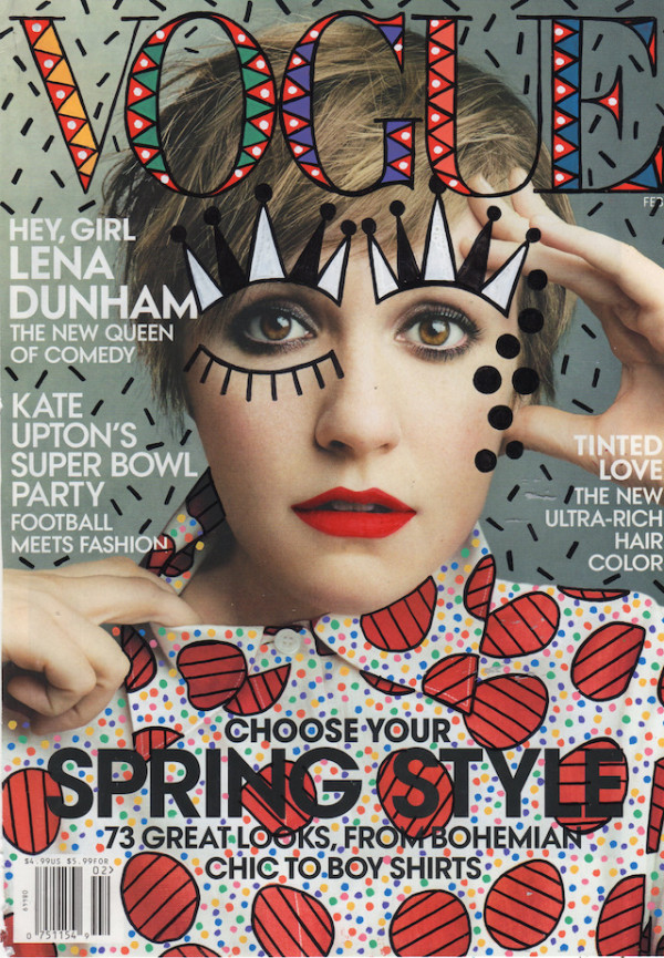 ana strumpf magazine cover magic design milk