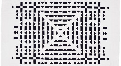 Black & White, Twelve Quilts: A Showcase of 12 Contemporary Quilters