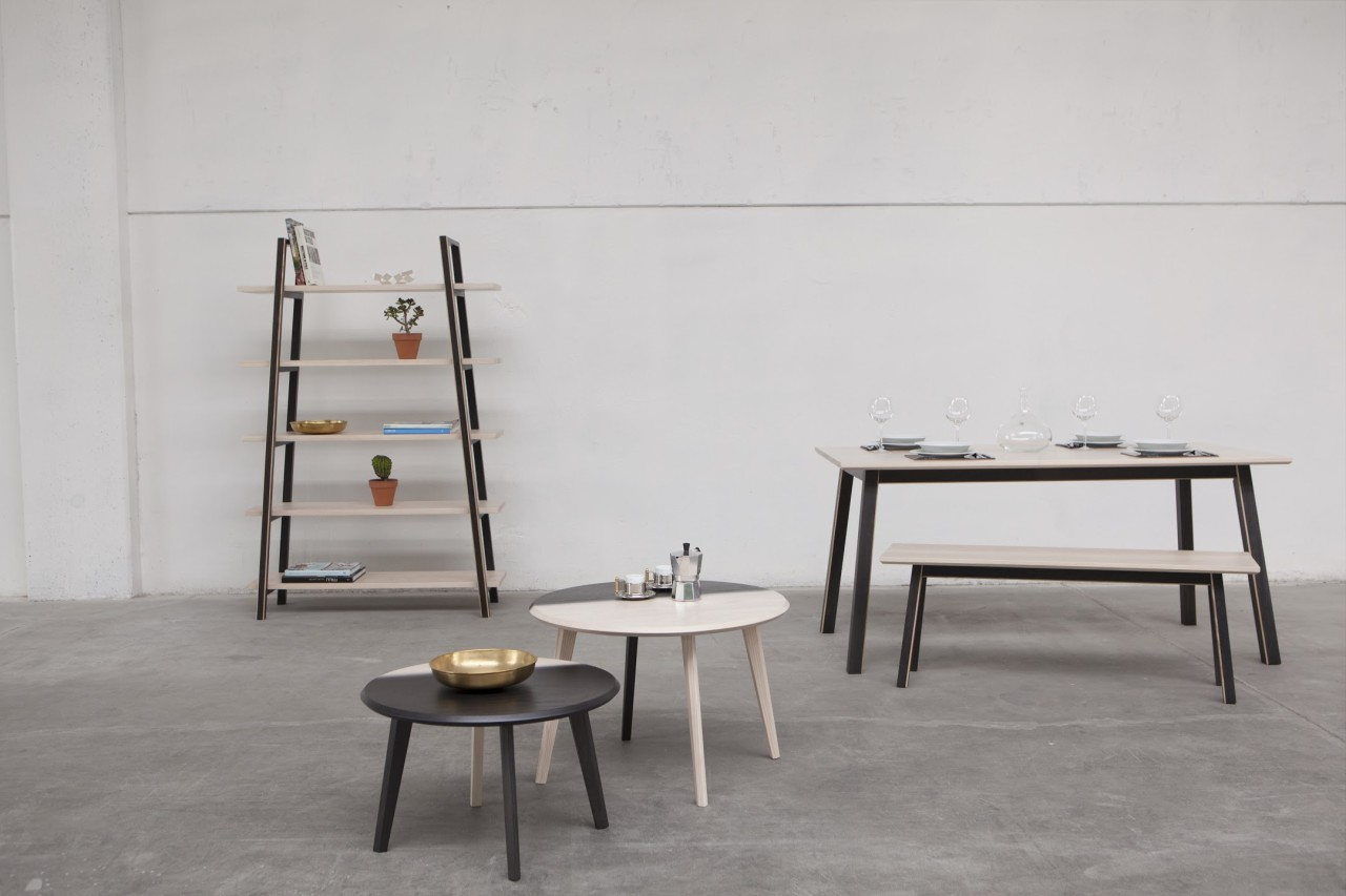Alexander Mueller's Dahlia Collection Was Inspired by Drain Pipes