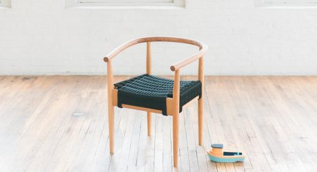 How Phloem Studio Makes their Captain's Chair