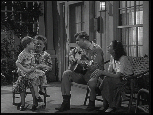 Porch from the Andy Griffith Show