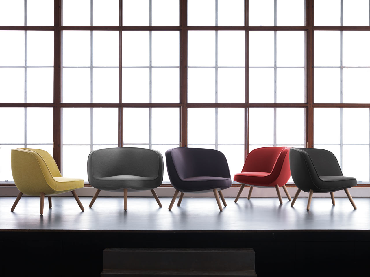 The VIA57™ Chair is Designed for NYC's Skyline