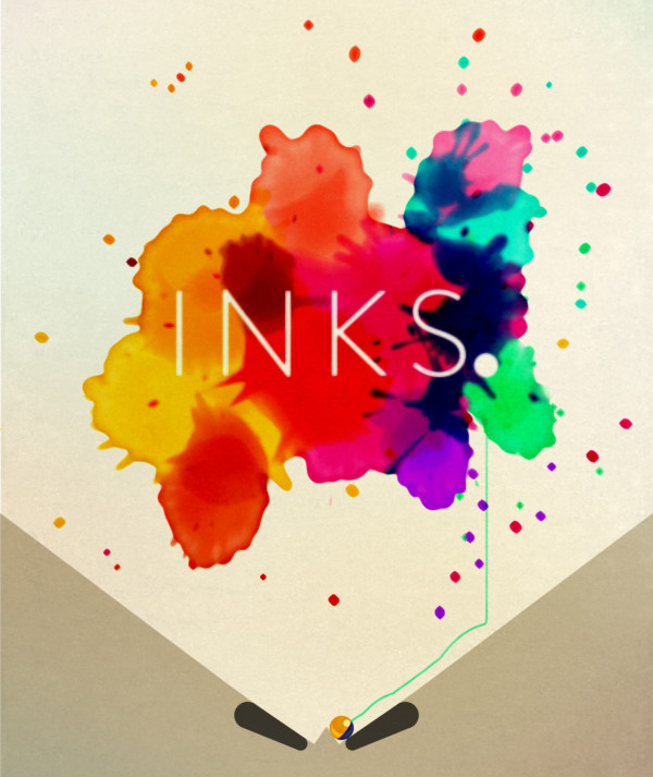 INKS: A Modernist Art App Disguised as a Pinball Puzzler