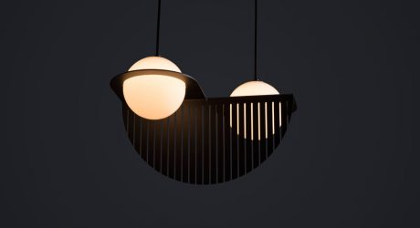 Laurent Lighting from Lambert & Fils