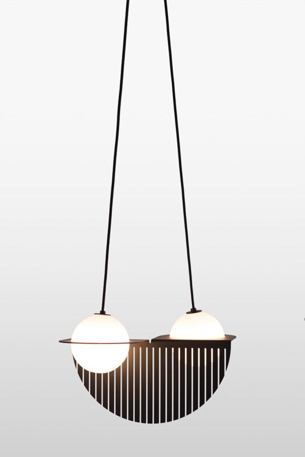 laurent lighting from lambert fils design milk. Black Bedroom Furniture Sets. Home Design Ideas