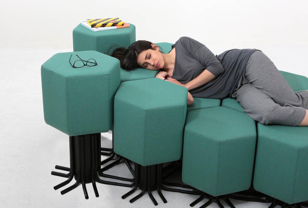 A Sofa That Never Gets Bored