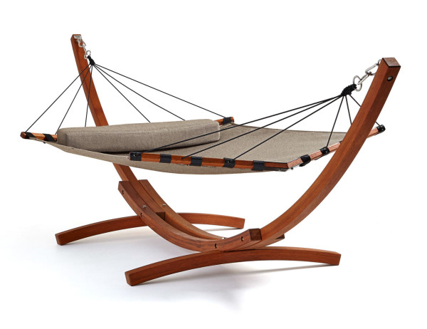 Lujo-Hammock-Stand-double-Taupe