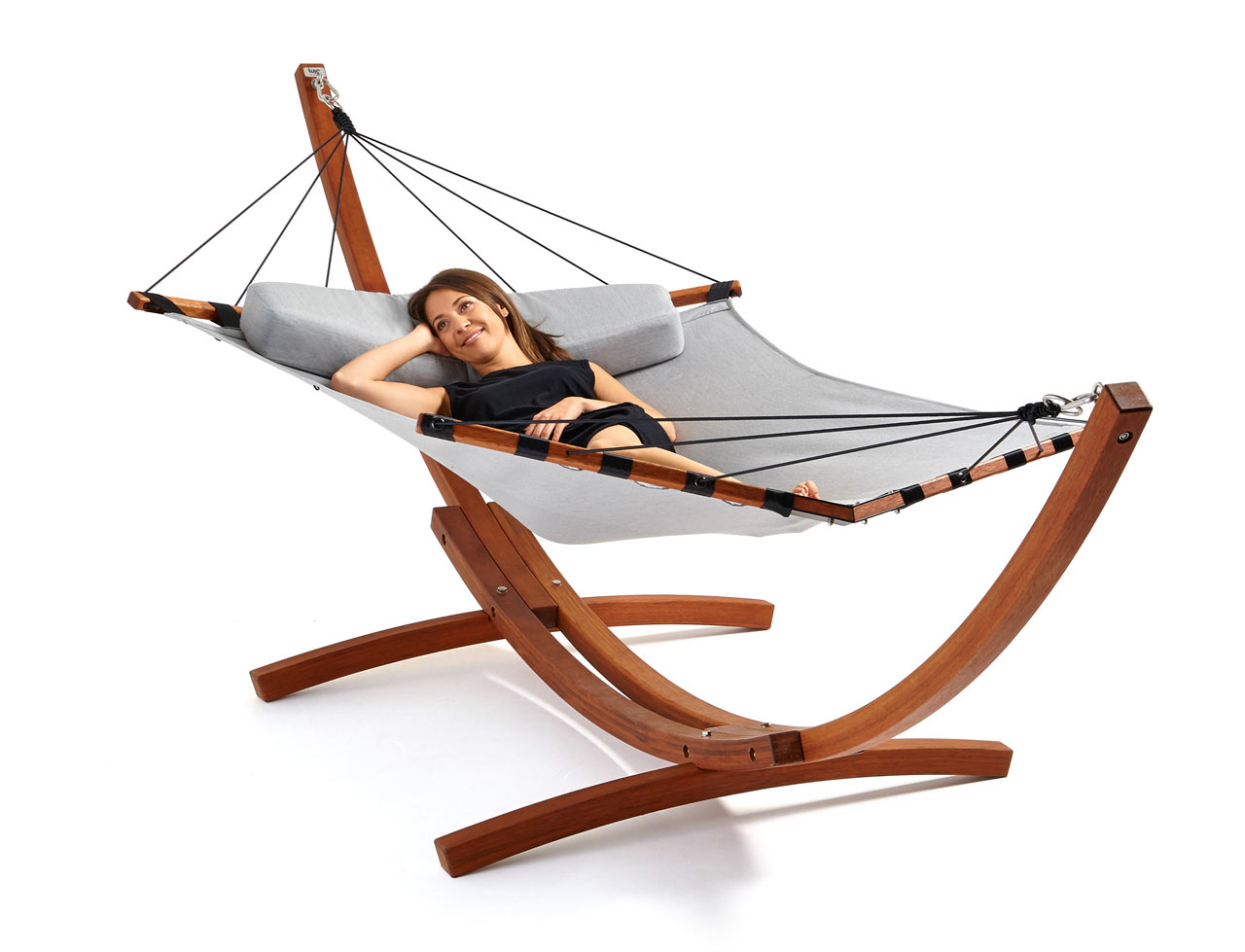 get out modern hammocks from lujo  design milk - modern hammocks from lujo