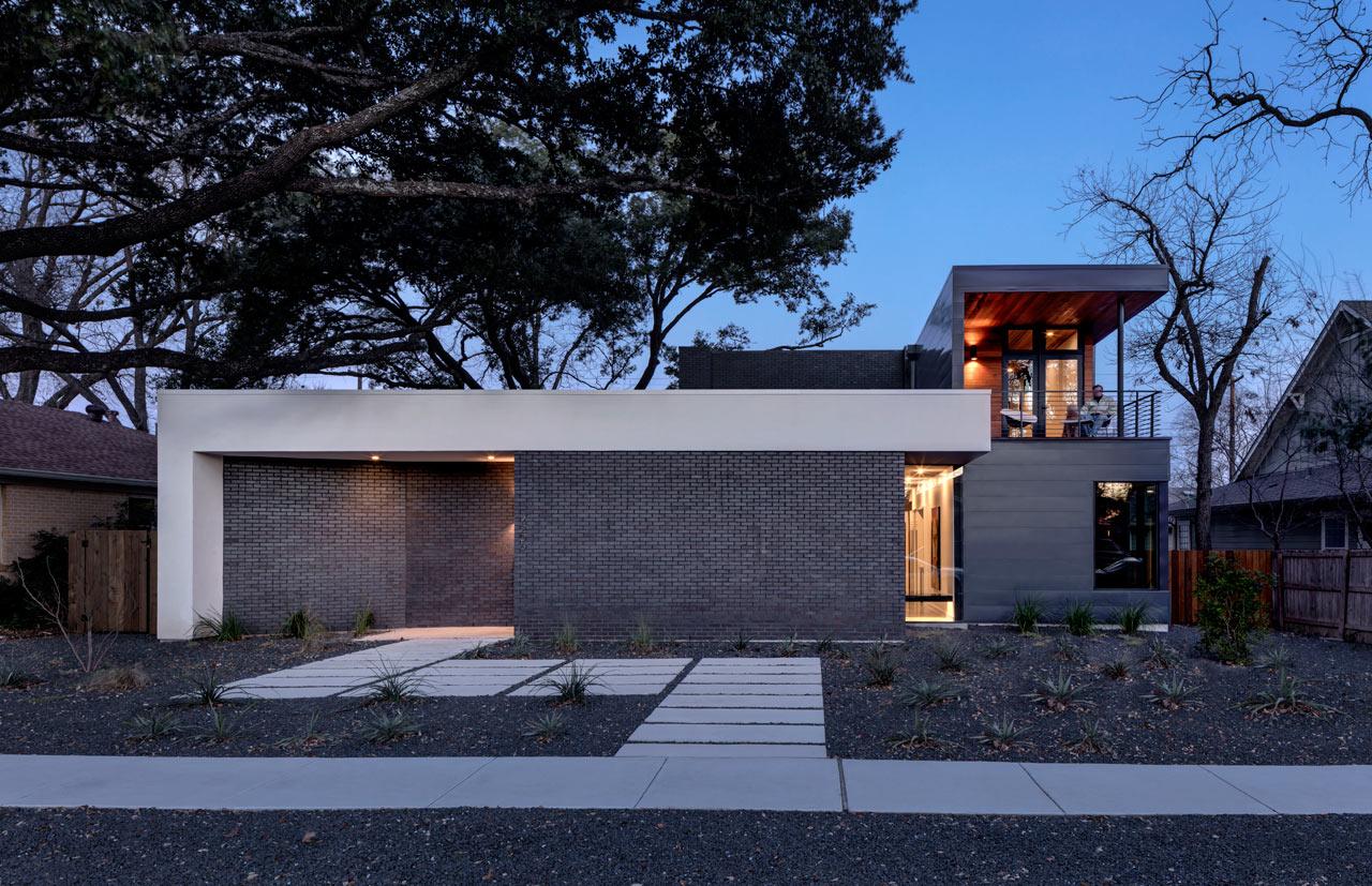 Main Stay House by Matt Fajkus Architecture