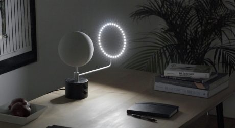 MOON: A Lunar Mood Light Based Upon NASA Data
