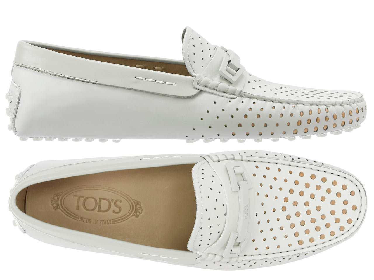Marc Thorpe Reimagines the Driving Shoe for Tod's